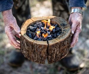 Burnie Portable Campfire