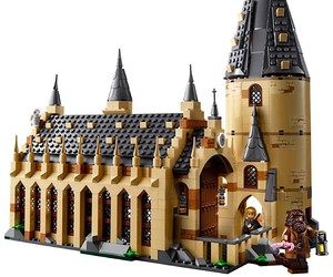 Harry Potter fans beware! Build Hogwarts from LEGO