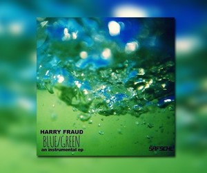 "Harry Fraud – ""Blue/Green"" (Instrumental EP)"