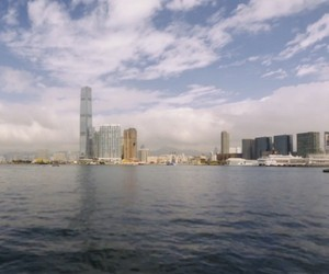 Hong Kong is Home  Beautiful Timelapse Portrait