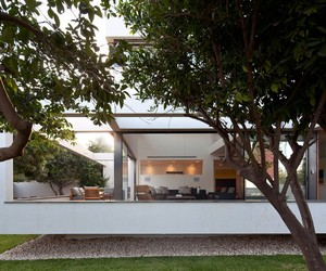 G House by Paz Gersh Architects