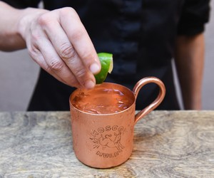 SMIRNOFF Celebrates Invention of the Moscow Mule