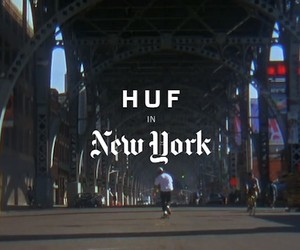 Skateboarding: HUF in New York