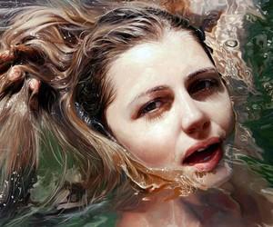 Alyssa Monks Realistic Paintings