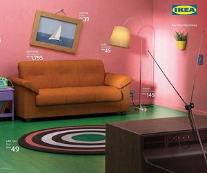 Living like Homer Simpson - IKEA Designs
