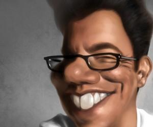 Fantastic Caricatures Made Using an iPad