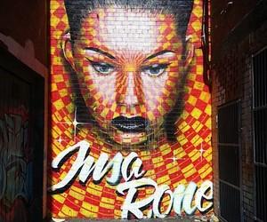 """Insa x Rone New """"GIF-ITI"""" Mural In Melbourne"""