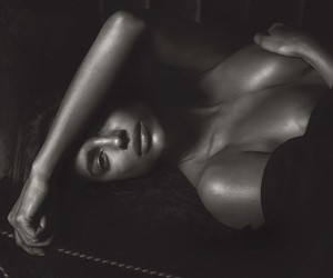 IRINA SHAYK BY MARIO SORRENTI