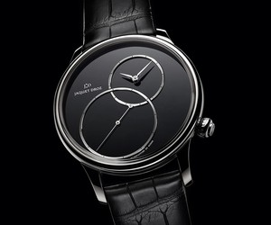 Jaquet Droz Previews the Grande Seconde