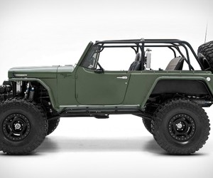 Jeep Terra Crawler | by RCH Designs