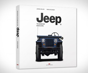 JEEP | The Adventure Never Stops