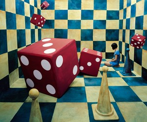 SURREAL DREAMSCAPES BY JEEYOUNG LEE