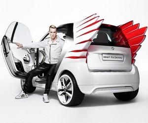 Jeremy Scott-designed Custom Smart ForTwo