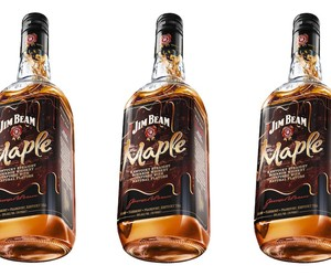 Jim Beam Maple: Bourbon Whiskey with Maple