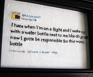 Hand-Stitched Tweets of Kanye West (5 Pictures)