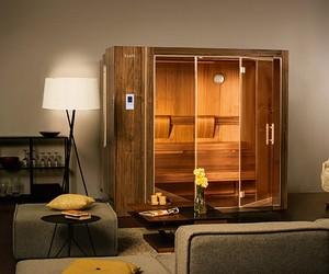 Klafs Retractable Sauna