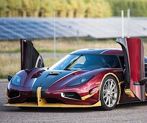 Koenigsegg Agera RS is the new speed king