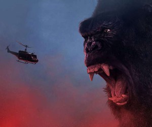 "New "" Kong : Skull Island "" movie looks dope"