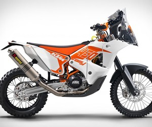 KTM 450 Dakar Rally Replica Bike