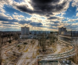 Postcards by Drones from Chernobyl
