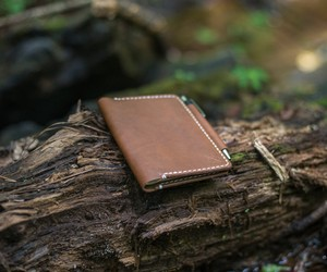 Hand Made Leather Notebook Cover