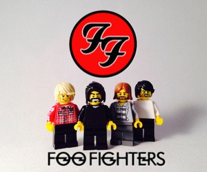 Twenty iconic Bands recreated in LEGO