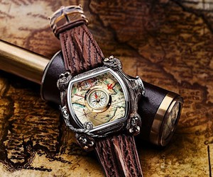 The Poseidon luxury watch