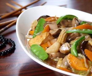 Lo Han Chai (Buddha's Delight)