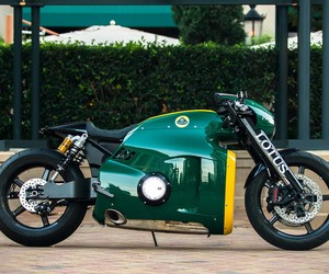 Lotus C0-1 Superbike Up For Auction