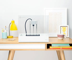 New Matte's 3D Printer Let's You Download & Print