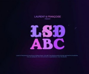 LSD ABC, a nice motion from the 70s