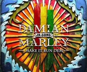 "Skrillex & Damian Marley - ""Make It Bun Dem"""