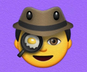The crazy world of Emoji Manchi
