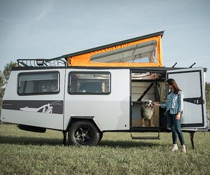 Mantis Adventure Camper