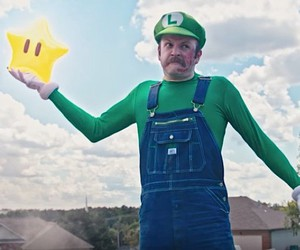 Mario's Lost Kart
