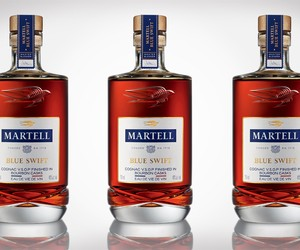 Introducing Martell Blue Swift