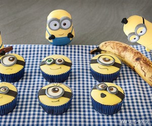 Recipe tip for the weekend: Minions muffins with b