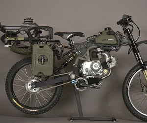 Motopeds Survival Motorcycle