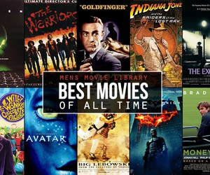 The Greatest Men's Movies of All Time