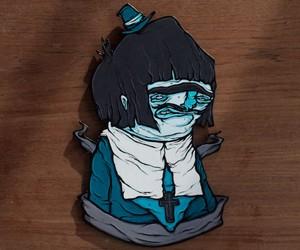 Mr. Gauky / Plywood Cutout