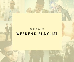Weekend Playlist #6