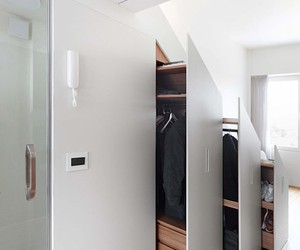 The Studio Bazi furnishes a small apartment