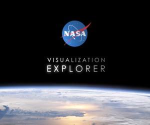 NASA Visualization Explorer for the iPad