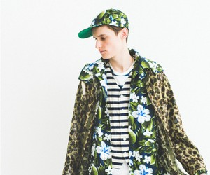 Nepenthes 2013 S/S Pattern Chasing Lookbook
