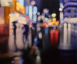 Night Oil Paintings by Philip Barlow