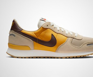Nike Air Vortex Beige & Yellow