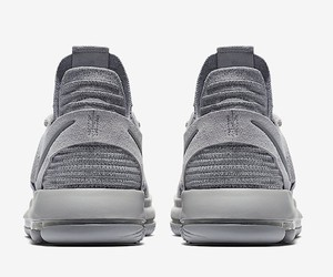 Stylish in Gray - Nike KD 10 will be released