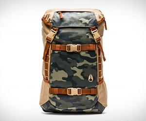 Nixon Landlock Backpack Camo