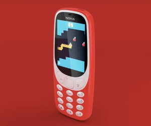 The Nokia 3310 is officially back!