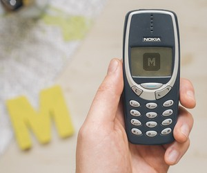A mock-up Set for Nokia 3310 lets users get creati